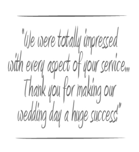 weddingtestimony